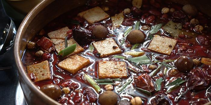 Spicy Hotpot, Yang Xian Din Hot Pot, Jordan, Hong Kong