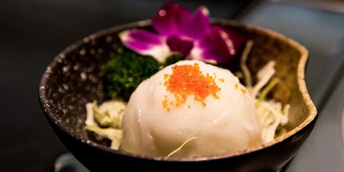 Squid Paste, Yang Xian Din Hot Pot, Tsuen Wan, Hong Kong
