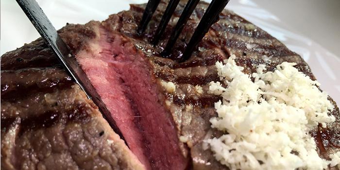 Steak, Sky726, Mong Kok, Hong Kong