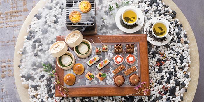 Tea Set, Lobby Lounge, Hung Hom, Hong Kong