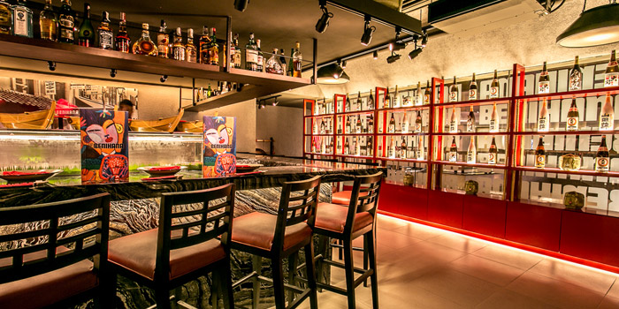 The Bar of Benihana at AVANI Atrium Bangkok 1880 New Petchburi Rd Bangkok