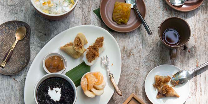 Dish 3 from The Warung, Alila Villas Uluwatu