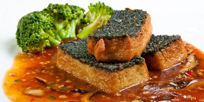Tofu Sauce XO from Xin Tian Di at Crowne Plaza Bangkok Lumpini Park 952 Rama IV Road Bangkok
