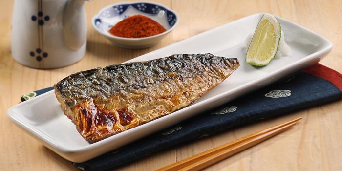 Dish 1 at Uchino Shokudo, AEON Mall BSD City