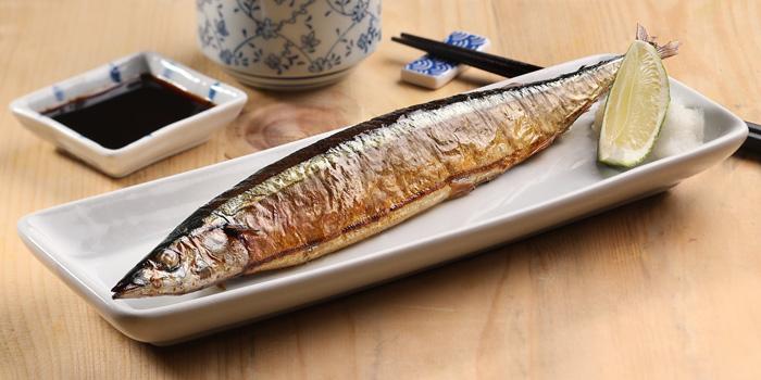 Dish 1 at Uchino Shokudo, Pondok Indah