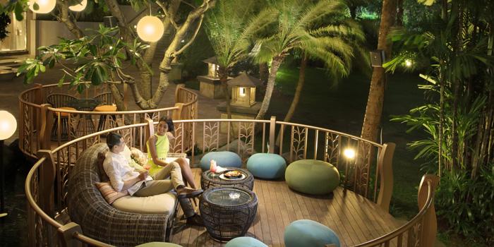 JimBARan Lounge (AYANA Midplaza)