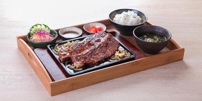Dish 1 at Shabu Nobu Sushi Nobu, Belleza