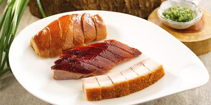 Roast Meat 3 Combination from Crystal Jade Hong Kong Kitchen (Suntec City) at Suntec City Mall in Promenade, Singapore