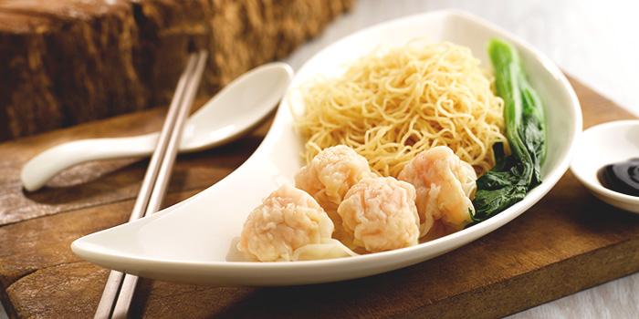 Shrimp Wanton Noodle from Crystal Jade Hong Kong Kitchen (Westgate) at Westgate Mall in Jurong, Singapore