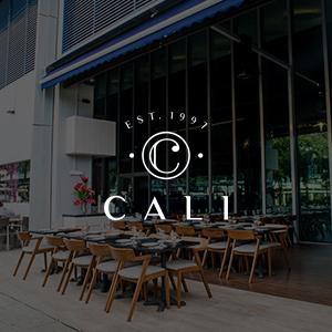 Logo of Cali, Park Avenue Changi Hotel in Changi, Singapore