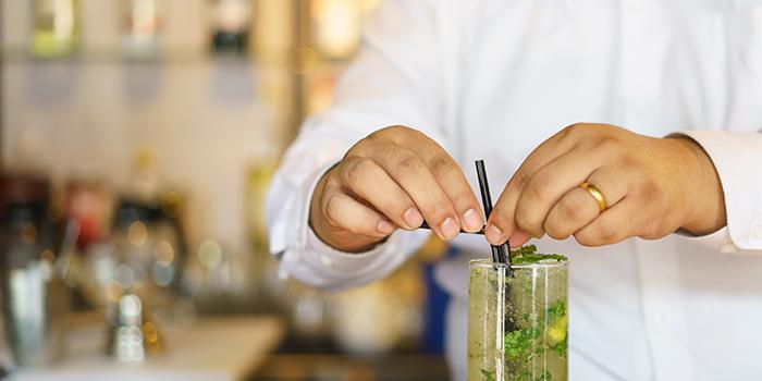 Cocktail, COMO Italian Restaurant and Bar, Sai Wan Ho, Hong Kong