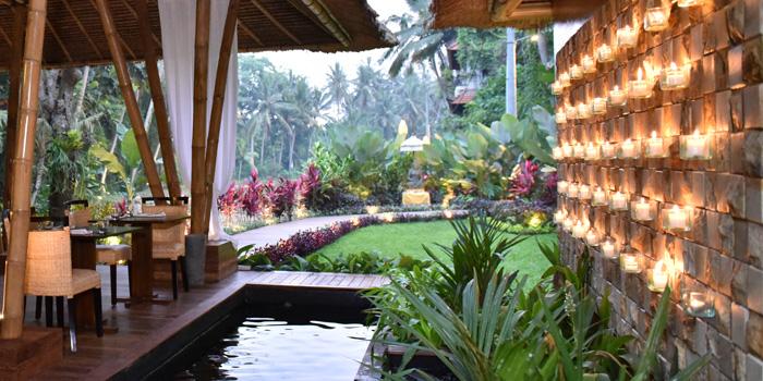 Interior 1 at Sacred Rice, Bali