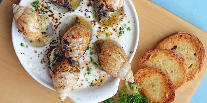 Dish 1 at The Spoke Bistro, Alam Sutera