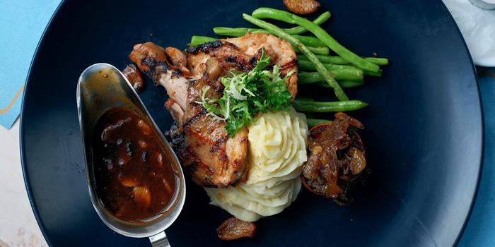 Dish 3 at The Spoke Bistro, Alam Sutera