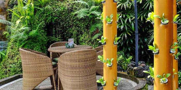 Garden View 2 at TAKSU, Ubud