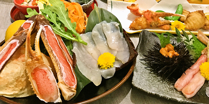 April Chope Exclusive from Ginza Rokukakutei at Odeon Towers in City Hall, Singapore