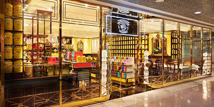 Exterior, Tea WG Salon & Boutique (IFC), Central, Hong Kong