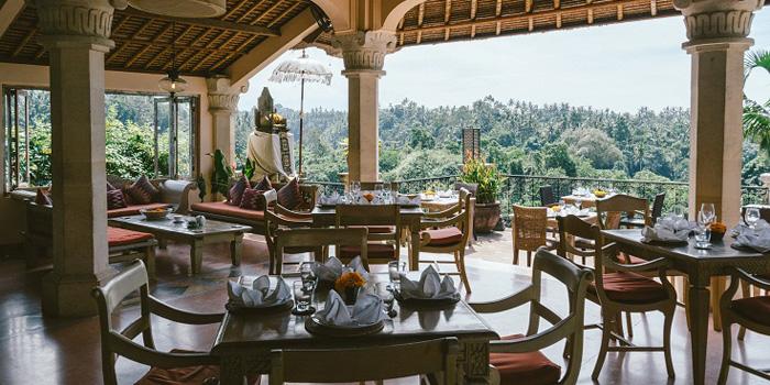 Interior 2 at Indus Restaurant, Bali