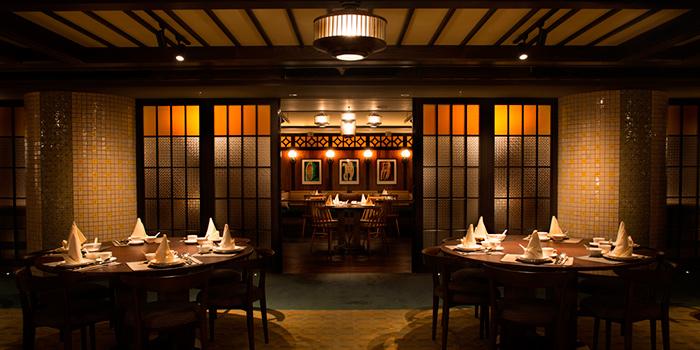 Interior, Yat Tung Heen, Jordan, Hong Kong
