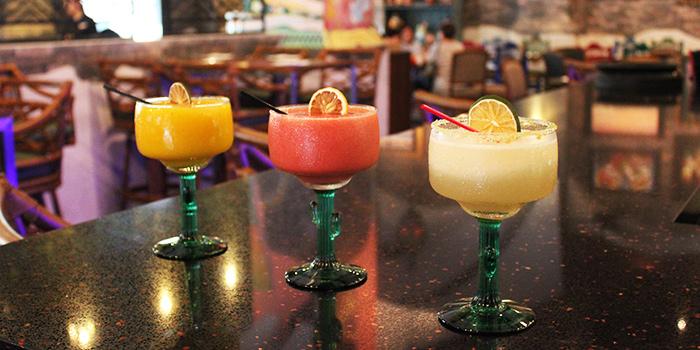 Margaritas from Margarita