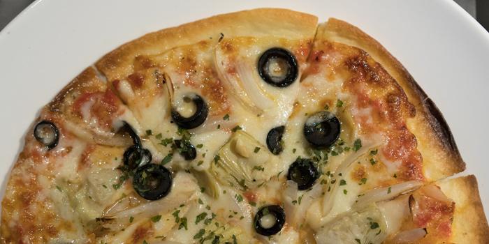 Pizza, COMO Italian Restaurant and Bar, Sai Wan Ho, Hong Kong
