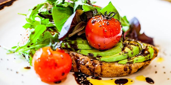 Avocado Toast from PORTA in Park Hotel Clarke Quay in Robertson Quay, Singapore