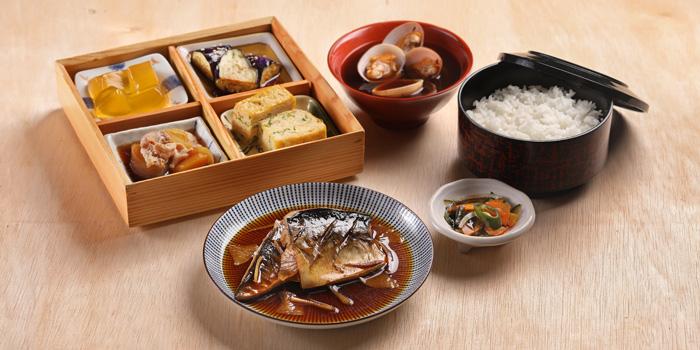 Dish 2 at Uchino Shokudo, Pondok Indah