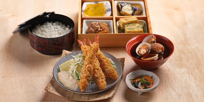 Dish 3 at Uchino Shokudo, AEON Mall BSD City