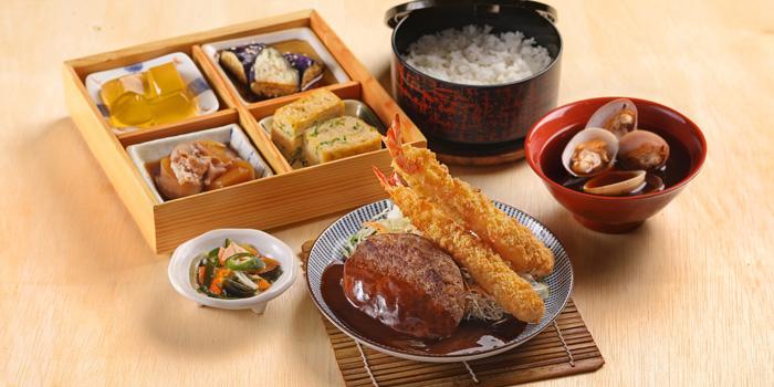 Dish 4 at Uchino Shokudo, AEON Mall BSD City