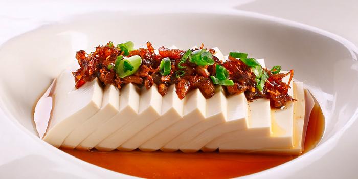 Tofu from Peony Jade @ Clarke Quay in Clarke Quay, Singapore