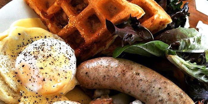 Big Breakfast from YOUNGS Bar & Restaurant in Seletar, Singapore
