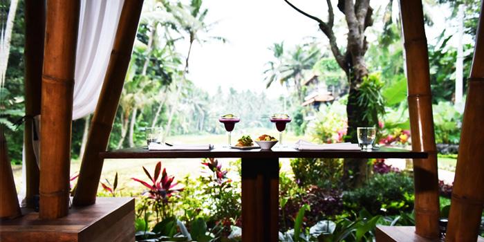 Interior 2 at Sacred Rice, Bali