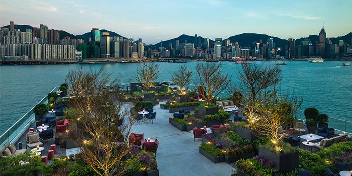 View, Red Sugar Bar, Hung Hom, Hong Kong