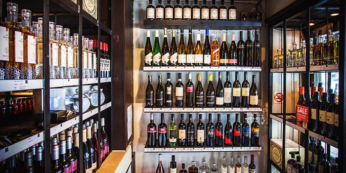 Wine Cellar of Leopold in Tanjong Pagar, Singapore