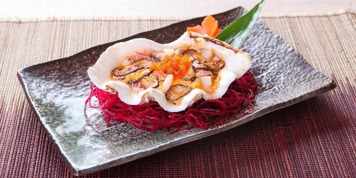 Dish 1 at Shabu Nobu Sushi Nobu, Kemang