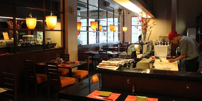 Interior 1 at Shabu Nobu Sushi Nobu, Belleza