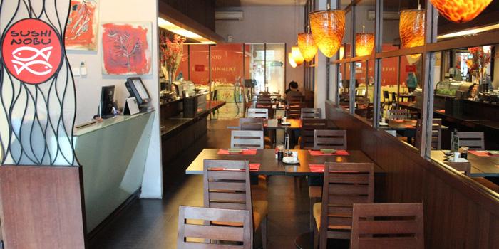 Interior 2 at Shabu Nobu Sushi Nobu, Belleza