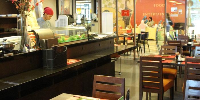 Interior 3 at Shabu Nobu Sushi Nobu, Belleza