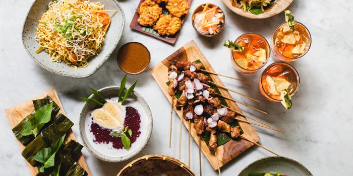 Dish 1 at Casa Luna, Bali