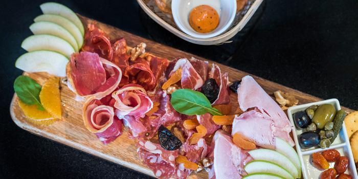 Cold Cut Platter from Indulge Fusion Food & Cocktail Bar at Between Sukhumvit 21&23 Sukhumvit Road Klongtoey-Nuea, Wattana Bangkok