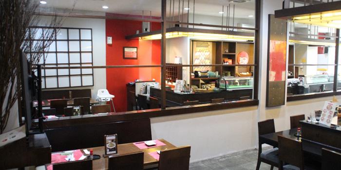 Interior 3 at Shabu Nobu Sushi Nobu, Darmawangsa