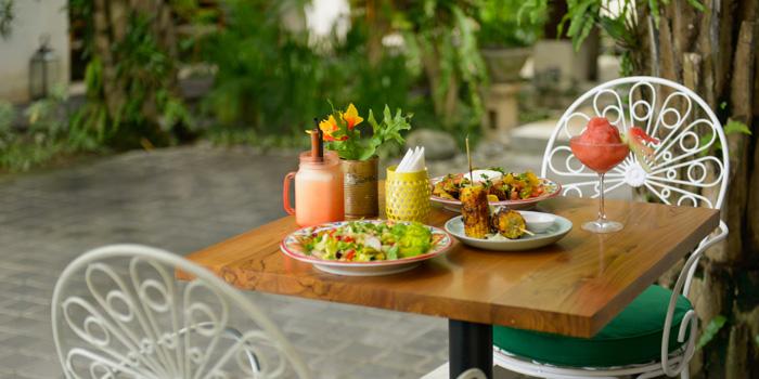 Dish 2 at El Mexicano, Bali