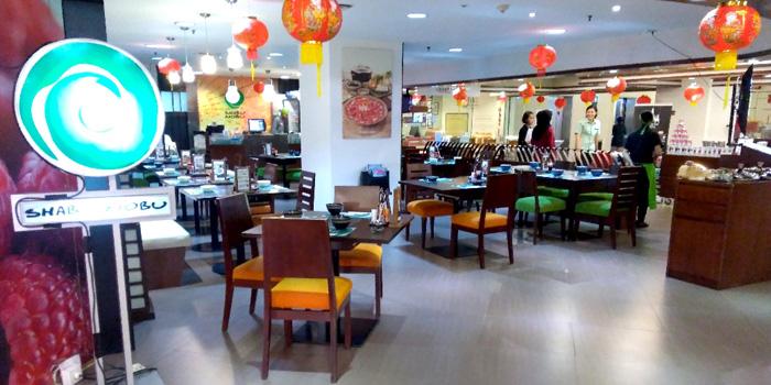 Interior 2 at Shabu Nobu Sushi Nobu, Plaza Indonesia