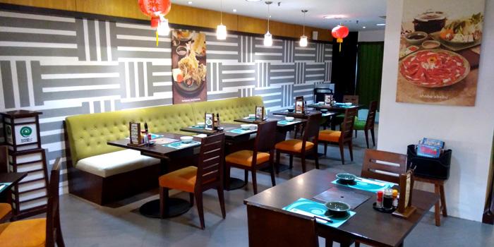 Interior 1 at Shabu Nobu Sushi Nobu, Plaza Indonesia