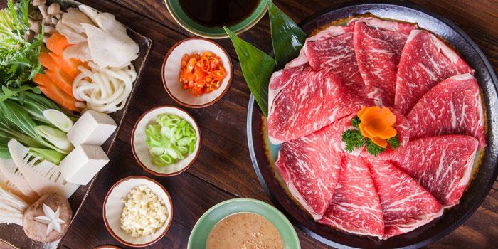 Dish 1 at Shabu Nobu Sushi Nobu, Plaza Indonesia