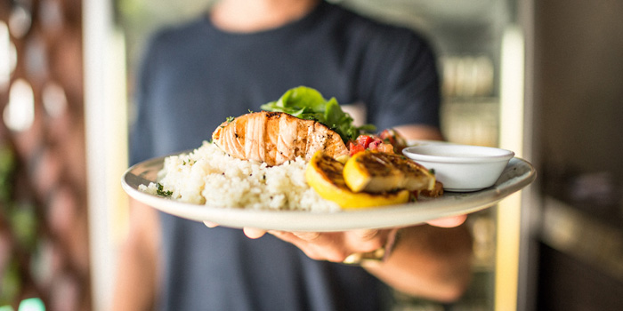 Dish 2 at Cinta Cafe, Bali