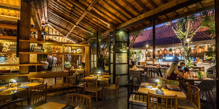 Interior at Savage Kitchen, Bali