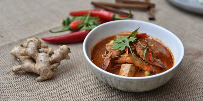 Banjar Curry at Grow Seminyak