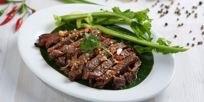 Dish 2 at Suan Thai, Jakarta