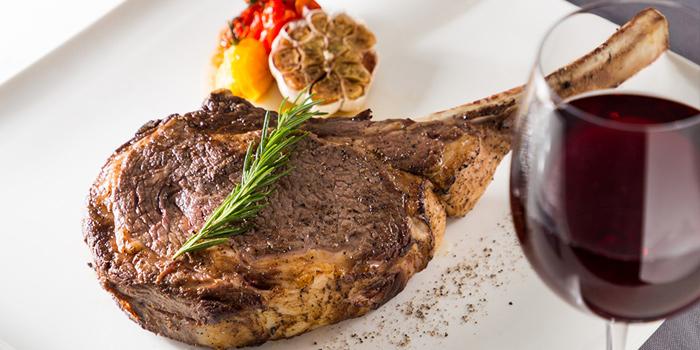 Beef Steak, Bong - Italian Restaurant, Hung Hom, Hong Kong